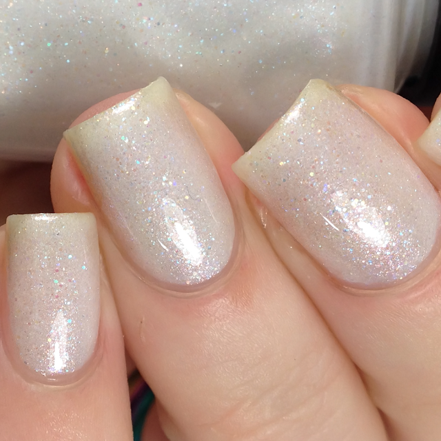 Poetry Cowgirl Nail Polish-It's Snow Cold