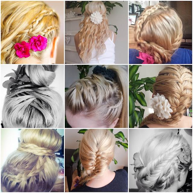 Hairstyles - Moje Początkujące Fryzurki