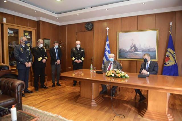 Υπογραφή Μνημονίου Συνεργασίας ΥΠΕΘΑ – ΑμΚΕ «ΚΥΚΛΩΨ»