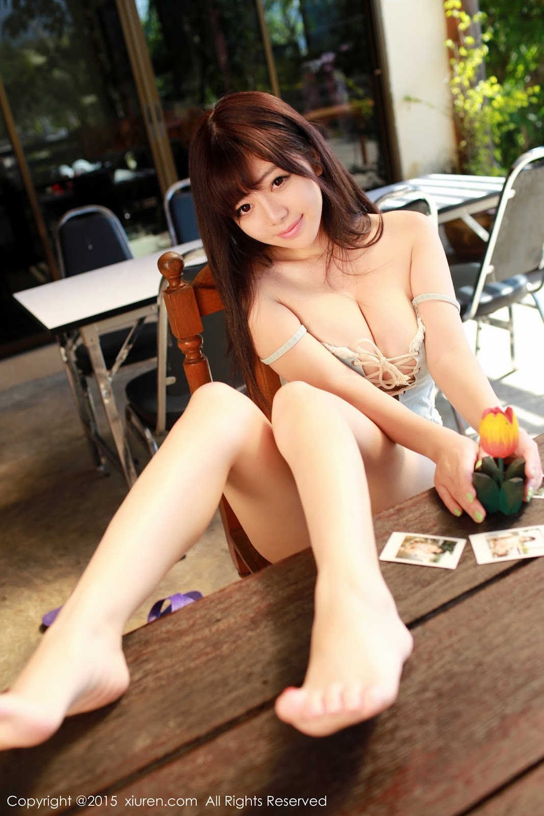 0032 - Sexy Hot Girl XIUREN NO.302 FAYE