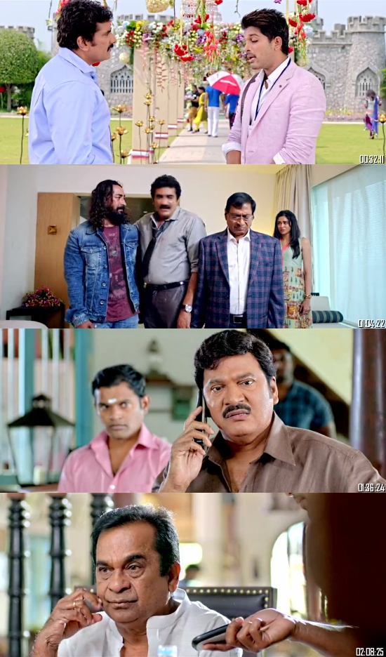Son Of Satyamurthy 2015 Dual Audio Hindi Telugu 720p 480p HDRip   Nine9ja.Com
