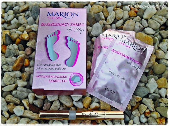 denko-blog-opinie-skarpetki-do-zluszczania-skory-stopy-marion-indigo-mirra-olejek-serum