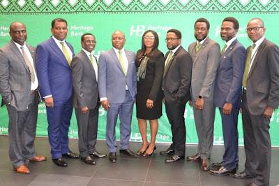 Heritage Bank Tasks HB LAB Start-ups On Nigeria Becoming Africa ICT Destination Hub