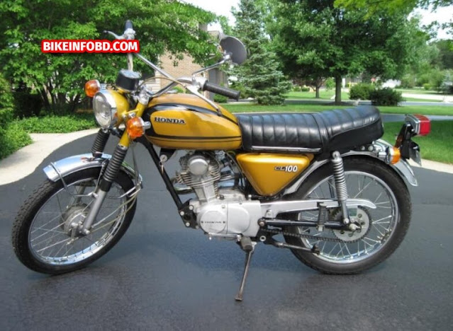 1971 Honda CL100