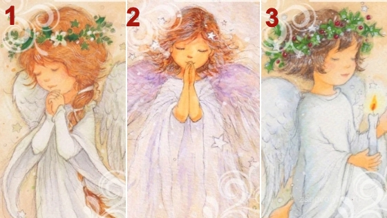 Получи совет от Ангела-Хранителя