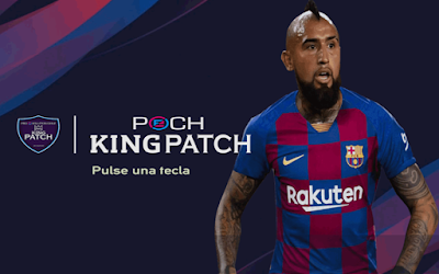 PES 6 PECH King Patch Season 2019/2020