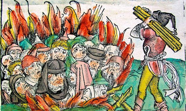 Kara Ölüm'de Yahudilerin Rolü Nedir?