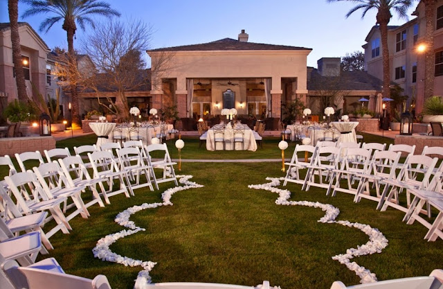 Wedding Venues Scottsdale AZ Gainey Suites Hotel Scottsdale AZ