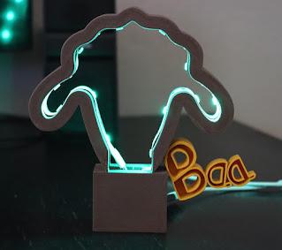 LED Sheep baa