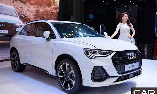 Audi Q3 thế hệ thứ 2 hoàn toàn mới ra mắt Việt Nam