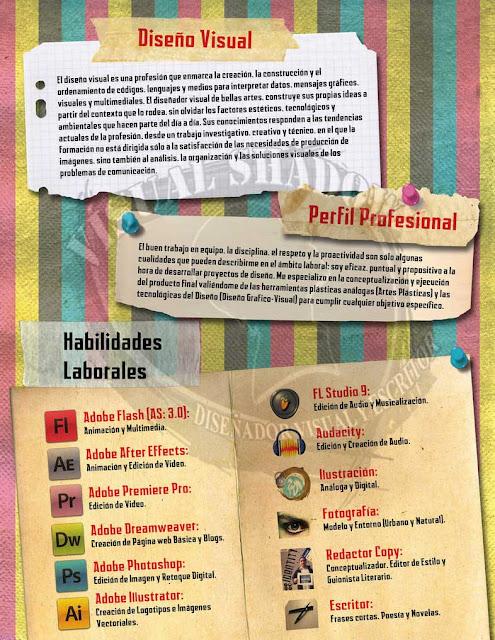 18 ejemplos de curriculum vitae creativos