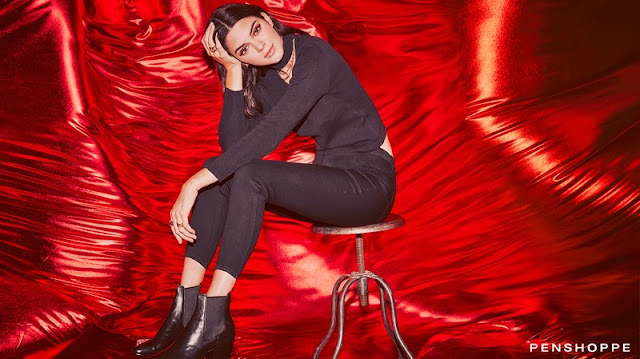 Penshoppe Holiday 2016 Campaign featuring Kendall Jenner