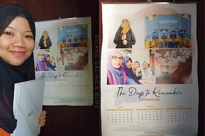 Album Foto Photobook Promo Gratis Kalender Dinding