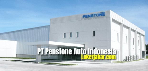 Lowongan Kerja PT Penstone Auto Indonesia 2021 via Email