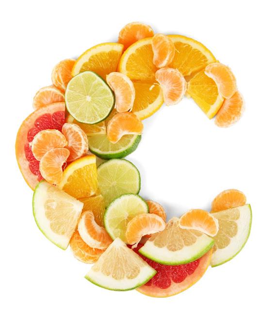 vitamin c tốt cho mắt
