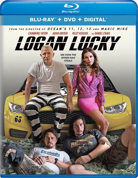 Logan Lucky 2017 Hindi 720p BluRay  – 1.1 GB