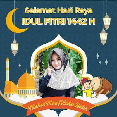 Twibbon Idul Fitri 01