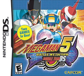 MegaMan Battle Network 5: Double Team, nds, español, mega