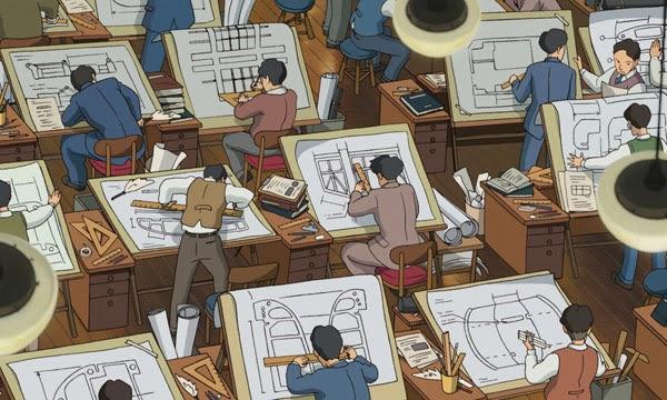 """""""El viento se levanta"""" (Hayao Miyazaki, 2013)"""
