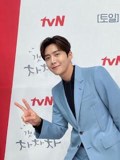 nổi tiếng nhưng nam diễn viên Kim Seon Ho lại sở hữu khối tài sản kếch xù