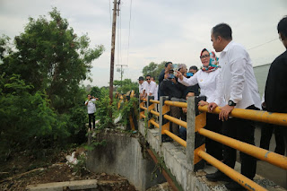 Cegah Banjir, Sungai Melintas Kota Cirebon Dinormalisasi