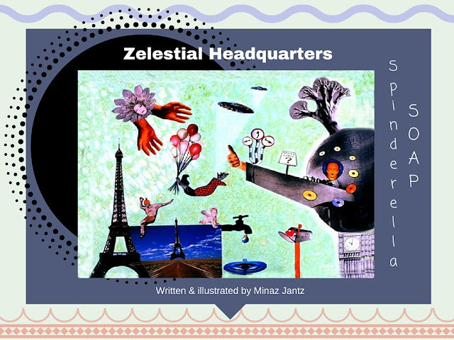 Spinderella Soap: Soap Scene #27, 'Zelestial Headquarters'