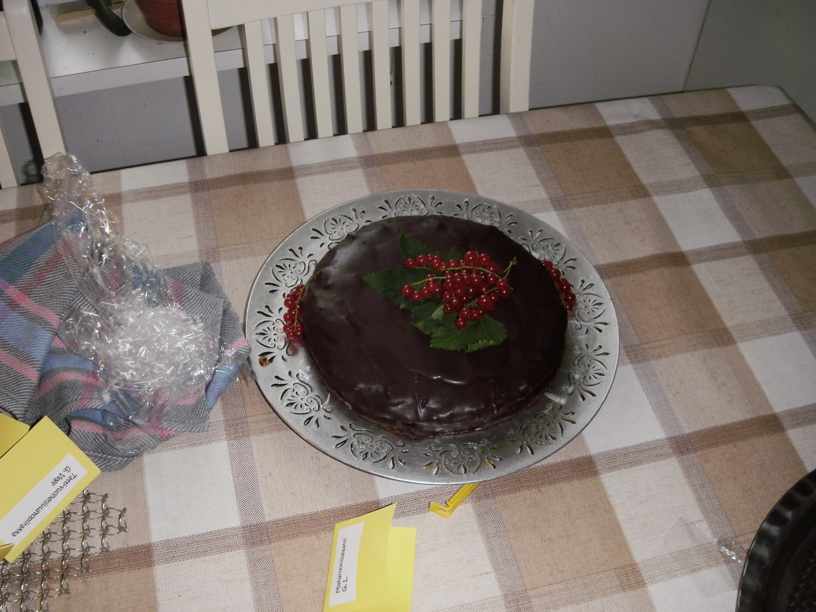 Sacher Kakku