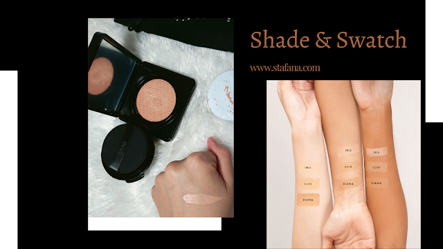 review looke holy flawless cushion
