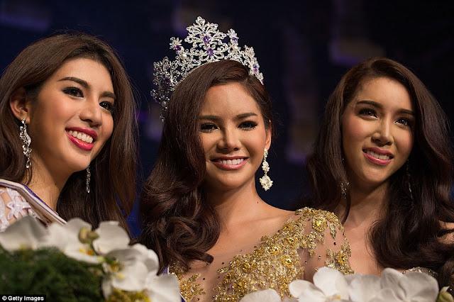 Cantiknya Para Finalis Waria Tercantik Di Thailand Ini, Jangan Ngiler Yaaa