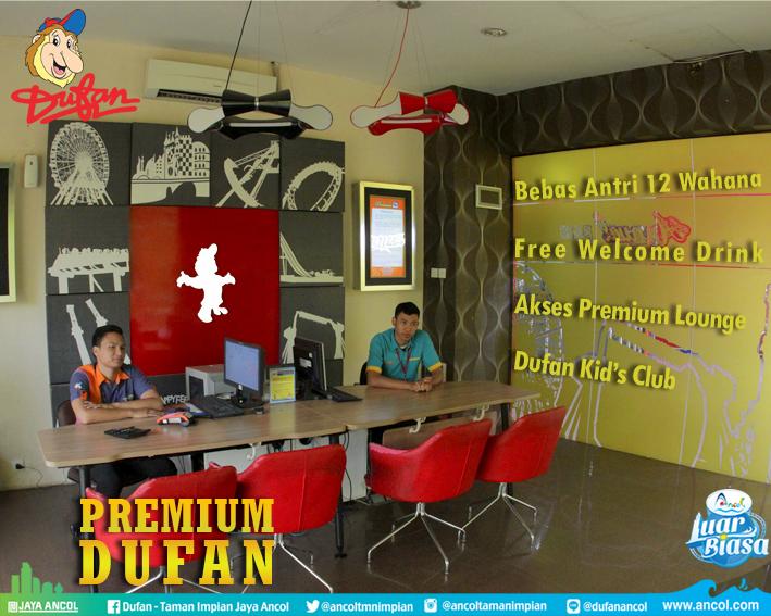 Sobat Dufan Tiket Premium Dufan