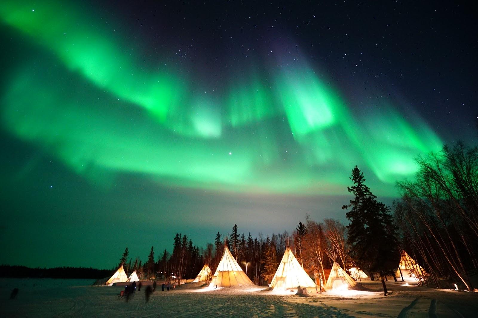【踩點吧】到世界的北端追極光!全球最佳極光觀賞地推薦|旅遊與他們的產地 - colatour可樂旅遊