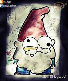imagen de Shmebulock de la serie Gravity Falls