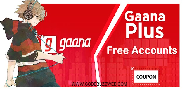 Gaana  Premium Accounts for Free in 2019- Bas Bajna Chahiye Gaana