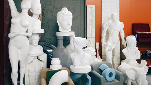 3D Foam Printing