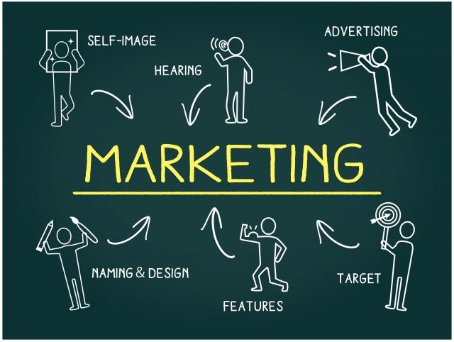 マーケティングのプロ イメージ