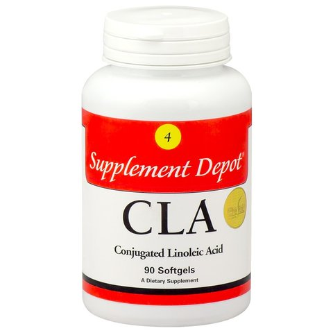 thực phẩm giảm cân Supplement Depot CLA