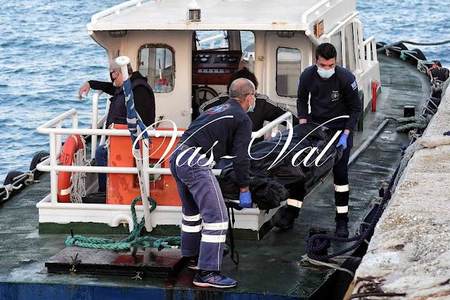 Από την Αμαλιάδα η άτυχη γυναίκα που βρέθηκε χθες νεκρή να επιπλέει στο νερό στο κανάλι του Ισθμού Κορίνθου