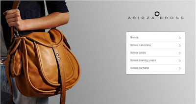 bolsos baratos de la marca Aridza Bross