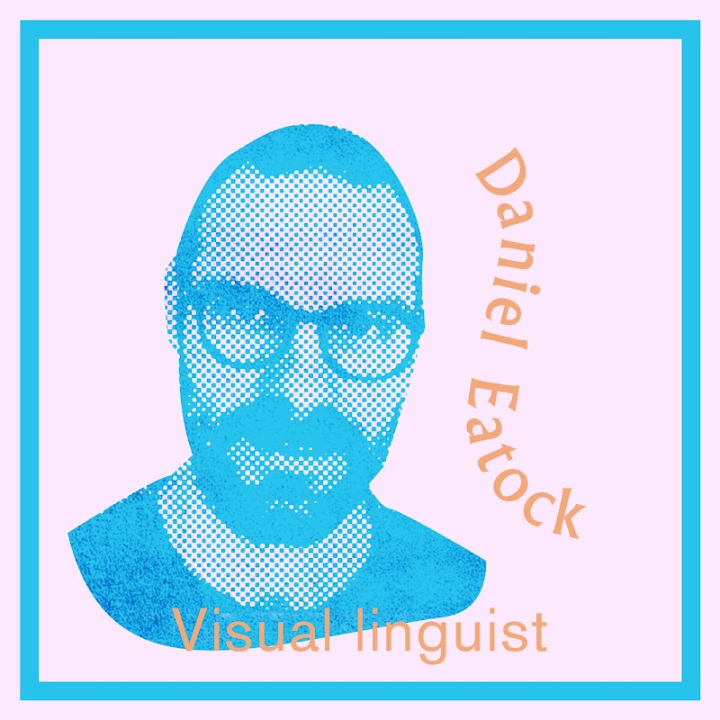 Daniel Eatock – visual linguist – answers 12 questions relating to the creative process