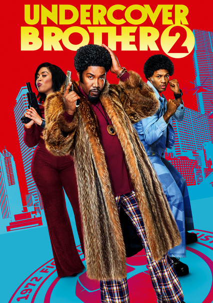 Undercover Brother 2 [2019] [DVDR] [NTSC] [Latino]