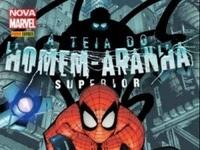 Resenha A Teia do Homem-Aranha Superior nº7