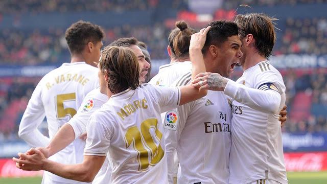 مشاهدة مباراة ريال مدريد وسيلتا فيغو بث مباشر