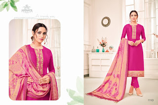 Samaira Fashion Abhinandan Vol 3 Silk Salwar Kameez Collection