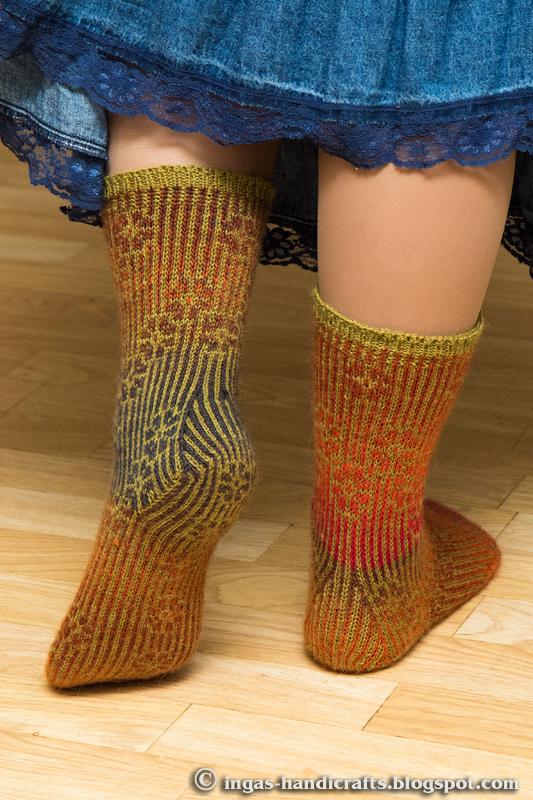 Mustrimaailma VIP sokisalakas / Socks