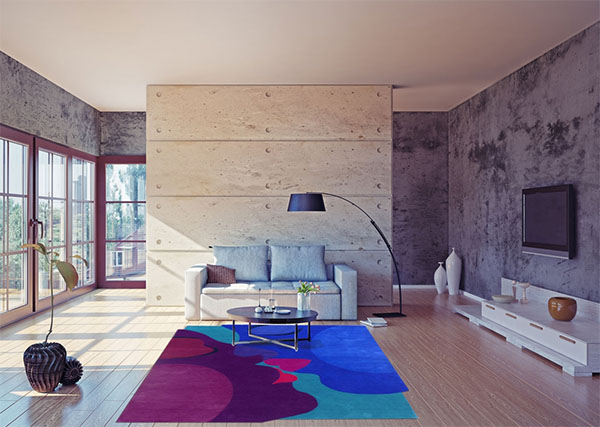 Interiors By Jacquin Sonya Winner Gives Rugs A Fine Art