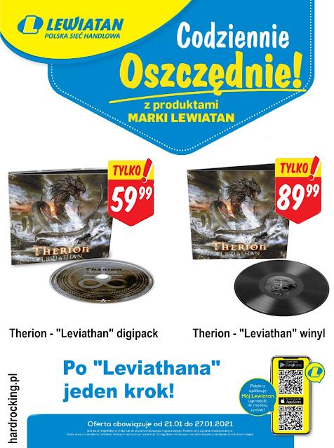"Therion - ""Leviathan"" - Po Leviathana jeden krok"
