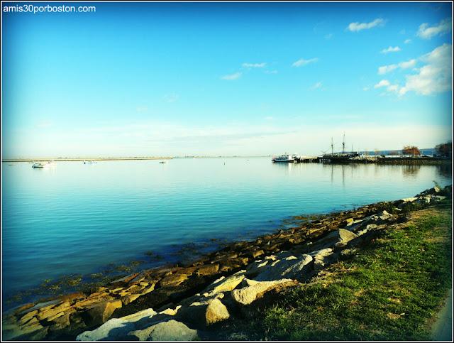 Waterfront de Plymouth