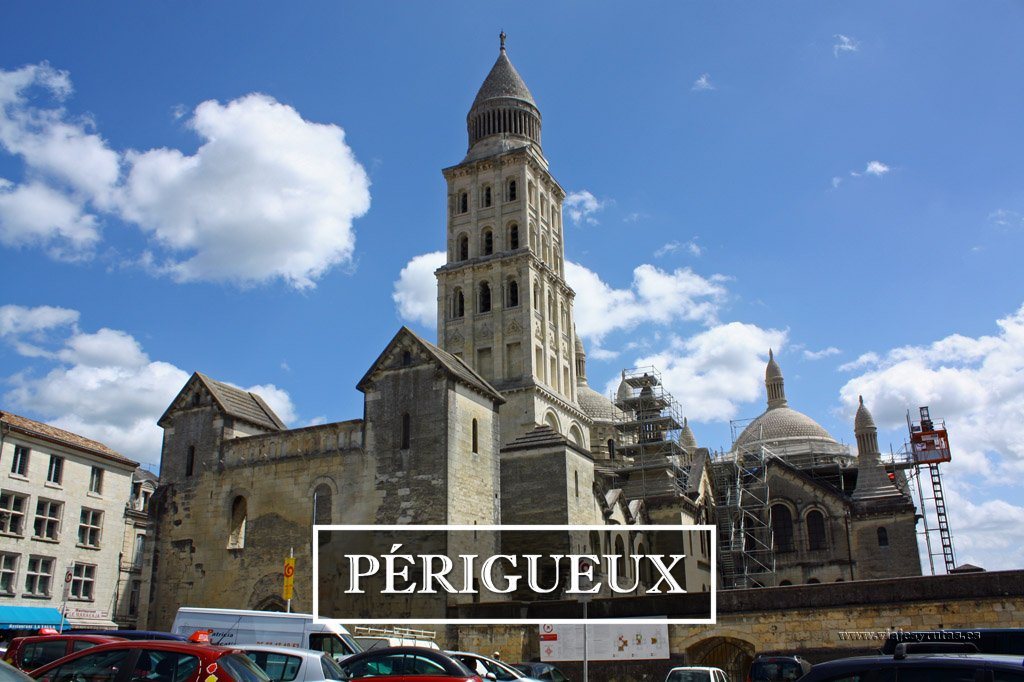 Périgueux, encrucijada de caminos