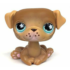 Littlest Pet Shop Special Pug (#No #) Pet