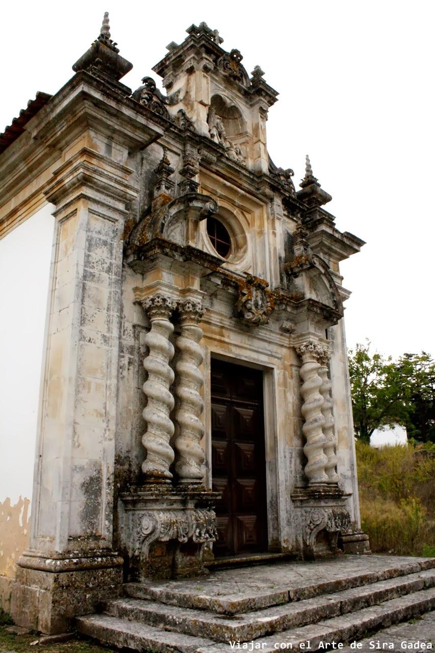 Capela do Desterro Alcobaça